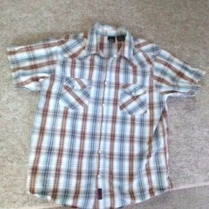 Wrangler Western shirt